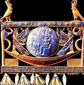 Пектограмма фараона Египта Псусеннеса II