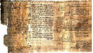 Папирусы древнего Египта фото картинки