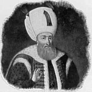 Султан Сулейман Правитель Османской империи