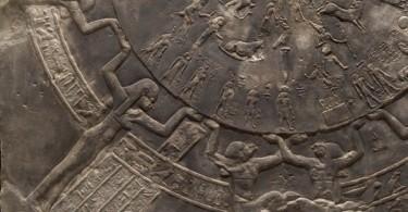 Зодиак, храм Дендеры картинки фото