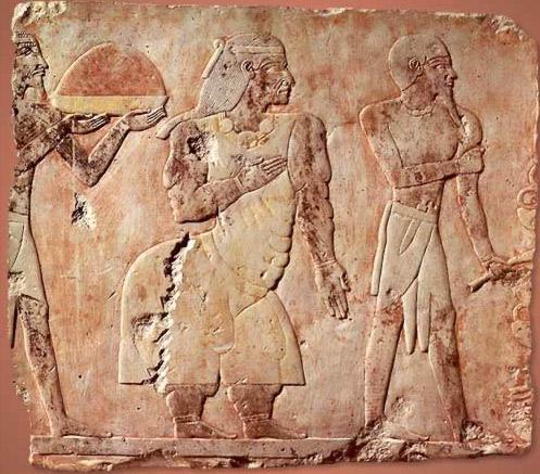 Древний Восток. Царица Эритреи. Фото. Картинки.
