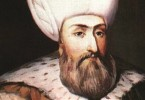Портрет правителя Османской империи Султантана Сулеймана