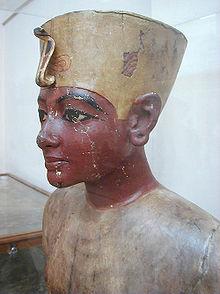 Фараон Тутанхамон фото