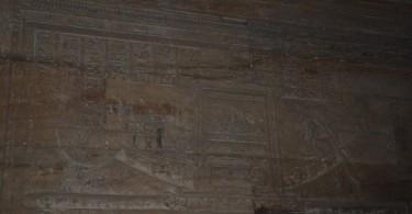 Рисунки Храма Дендера. Древний Египет.