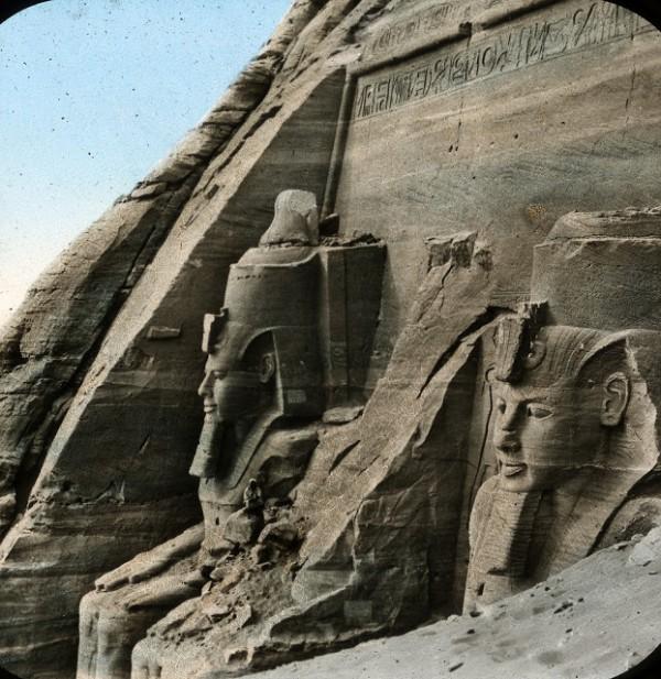 Храм Абу-Симбел. Египет