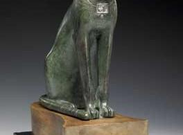Кошки Древнего Египта. Бастет. фото