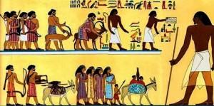 Управление Древнего Египта. Фото. Кратинки