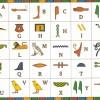 Иероглифы Древнего Египта фото
