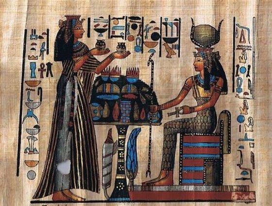 Египетские масла духи