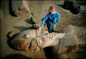 Храм Древнего Египта фото