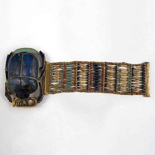 Браслет Тутанхамона Древний Египет украшения фото