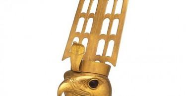 Орел (культ Хор)- символ царской власти.