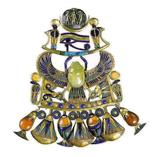 Украшения древнего египта в картинках