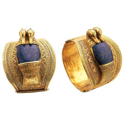 украшения древнего египта фото