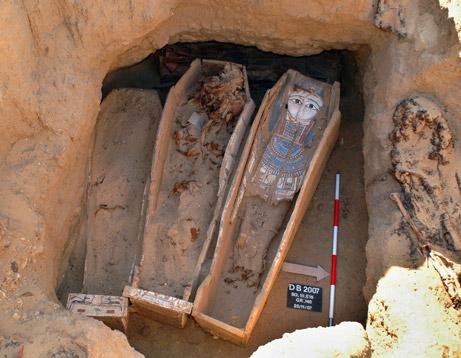 Сапкофаг египта