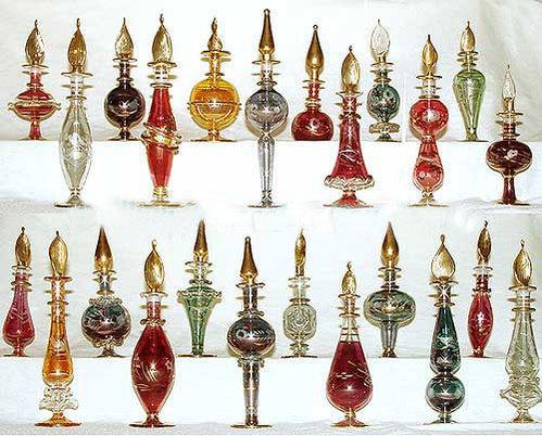 Египетские масла: фото