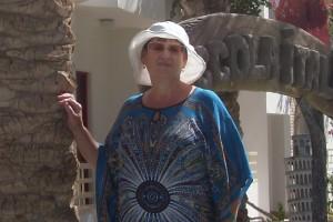 Отдых в Египте. Турист