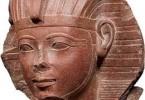Фараон Древнего Египта Аменхотеп II