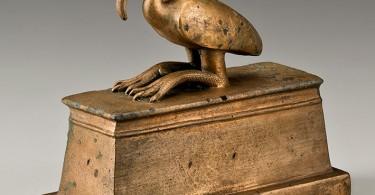 Egypt_Ibis_Mummy_Coffin
