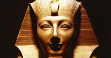 Фараон Тутмос III. Фото.