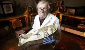 Игры древнего Египта - медвежонок Тутанхамона