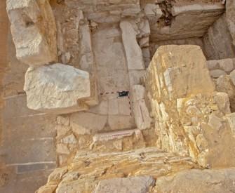Гробница царицы Египта в Абусире