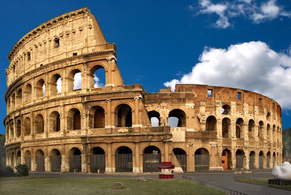 Колизей древнего Рима