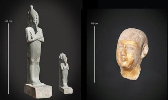 Статуэтки древнего Египта