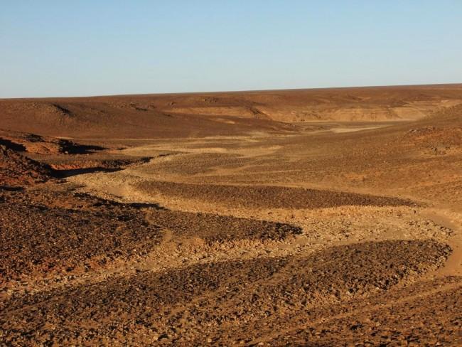 Площади пустыни Сахара, Ливия