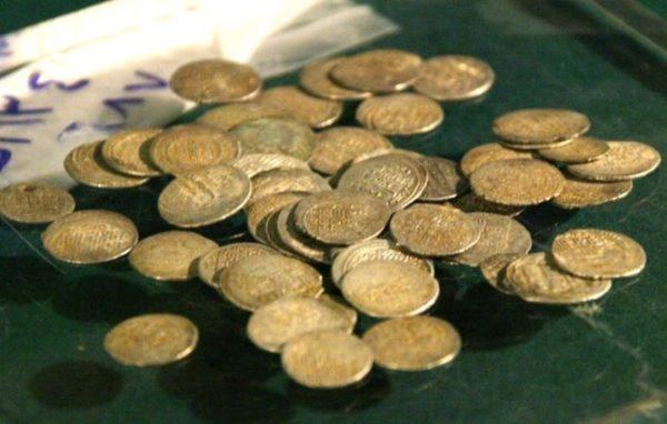 Культура древней Сирии. Монеты