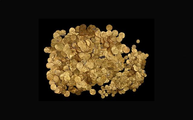 Золотые монеты Израиля