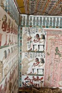 Гробница древнего Египта