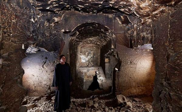 Гробница Осириса Египет