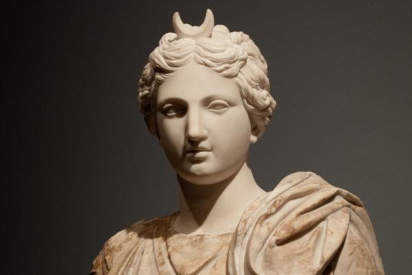 Богиня любви древней Греции