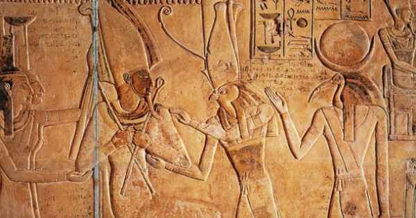 Загадки Древнего Египта