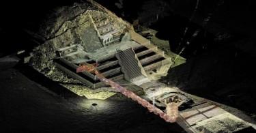 Пирамиды в Мексике. Фото.