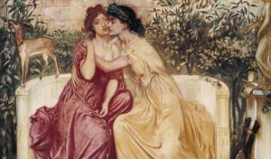 Любовь в Древней Греции