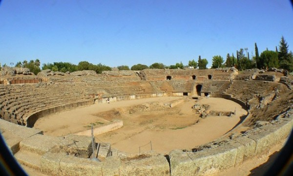 Театр в Древнем Риме: фото