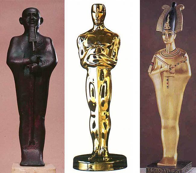 Оскар статуэтка Египте