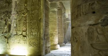 Храм Абидос, Египет
