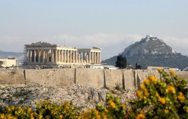 Греция, Акрополь: фото