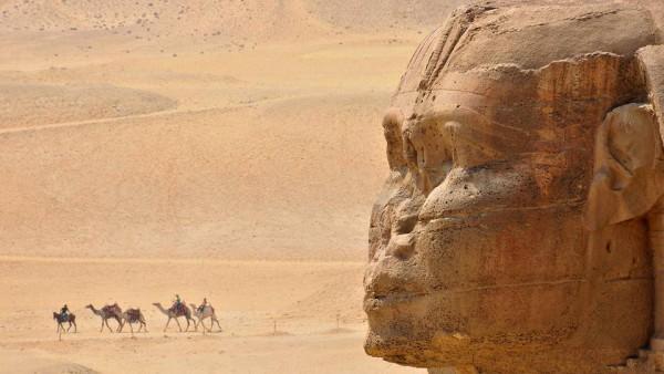 Сфинкс: Древний Египет