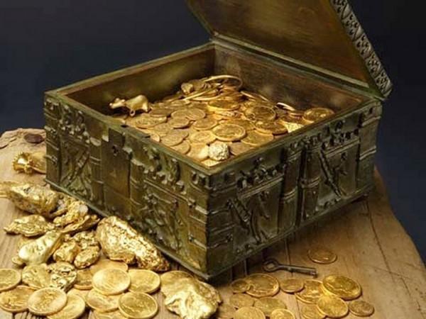 Сокровища древней Испании