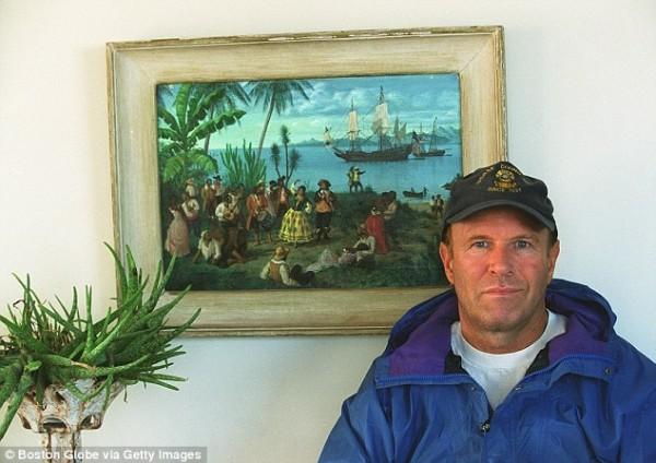 Морской археолог Глиффорд