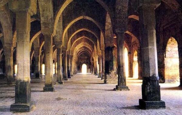 Исчезнувший город Багерхат