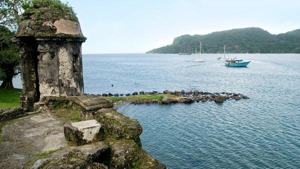 Портобелло: древняя Испания