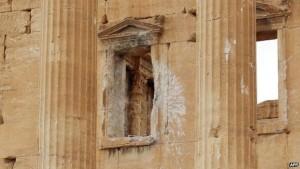 Древние руины Пальмиры, Сирия