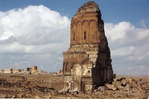 Армянская церковь, Ани, Турция