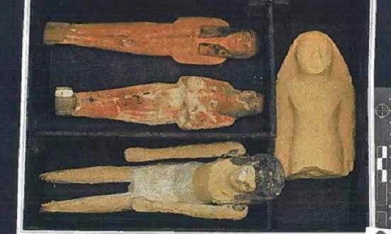 Артефакты Египта: фото