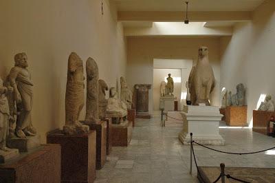 Греко-римский музей, Александрия, Египет